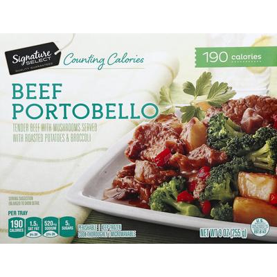 Signature Select Beef Portobello