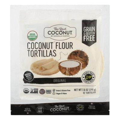 Sana Foods Tortillas, Grain Free, Original