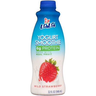LALA Wild Strawberry Yogurt Smoothie