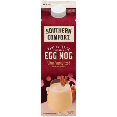 Southern Comfort Vanilla Spice Eggnog