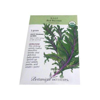 Botanical Interests Winter Red Organic Kale Seeds