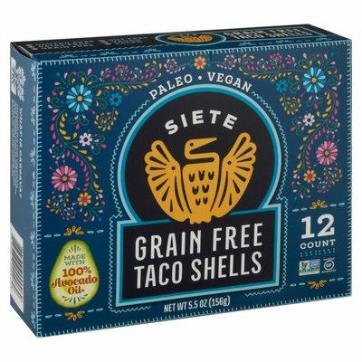 Siete Taco Shells, Grain Free