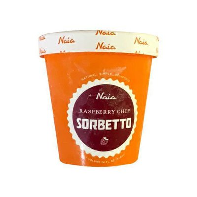 Naia Sorbetto Raspberry Chip