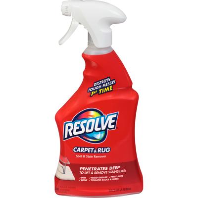 Resolve Carpet & Rug Stain Remover, Spot & Stain
