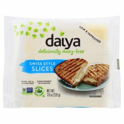 Daiya Swiss Style Slices, Dairy Free
