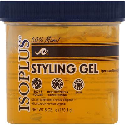 Isoplus Gel, Styling