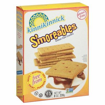 Kinnikinnick Crackers, Graham Style, Smoreables