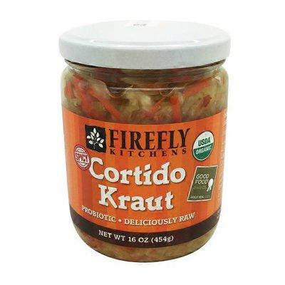 Firefly Kitchens Organic Cortido Kraut