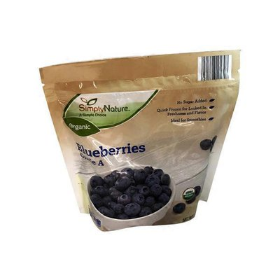 Simply Nature Organic Blueberry