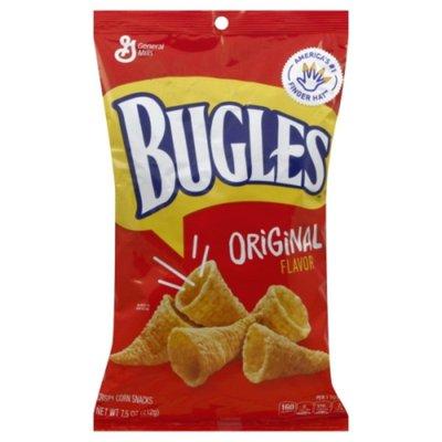 Bugles Original Flavor Crispy Corn Snacks