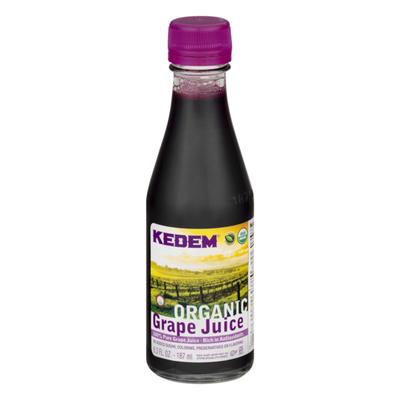 Kedem Organic Grape Juice
