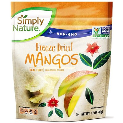 Simply Nature Freeze Dried Mango
