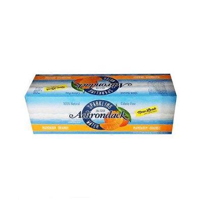 Adirondack Mandarin Orange Sparkling Seltzer Water