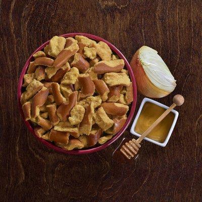 Snyder's of Hanover® Honey Mustard & Onion Pretzel Pieces