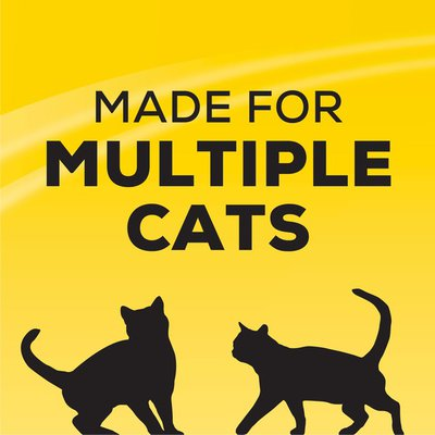 Purina Tidy Cats Clumping Multi Cat Litter, Glade Clear Springs