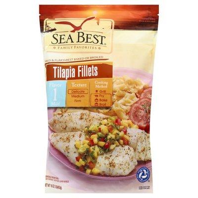 Sea Best Tilapia Fillets