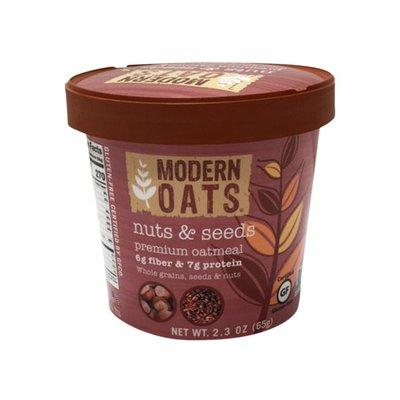 Modern Oats Oatmeal, Nuts & Seeds