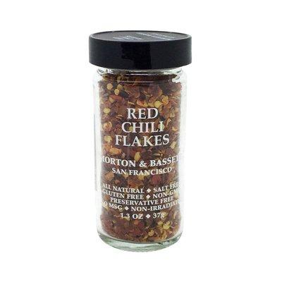Morton & Bassett Spices Red Chili Flakes
