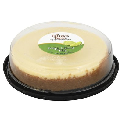 Fathers Table Key Lime Pie