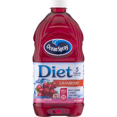 Ocean Spray Diet Cranberry Juice