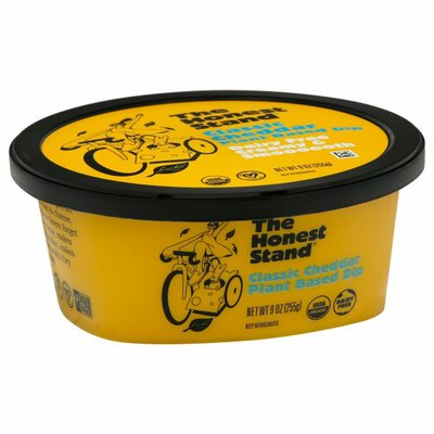 The Honest Stand Dip, Plant Based, Classic Cheddar