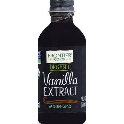 Frontier Vanilla Extract, Organic