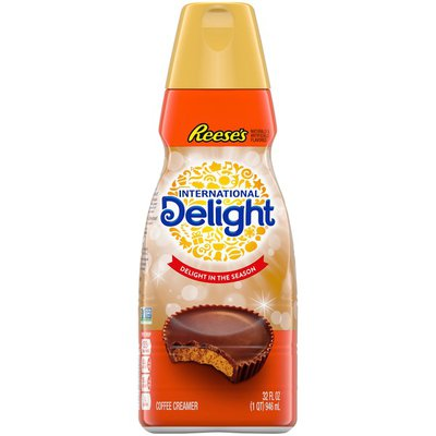 International Delight Reese's Peanut Butter Cup Coffee Creamer