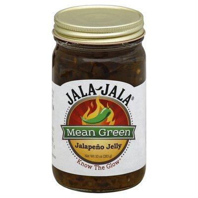 Jala Jala Foods Jalapeno Jelly, Mean Green