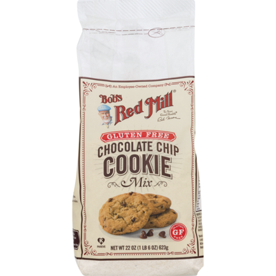 Bob's Red Mill Gluten Free Chocolate Chip Cookie Mix