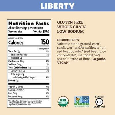 Que Pasa Liberty Tortilla Chips