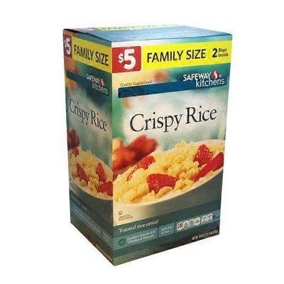Signature Kitchens Crispy Rice Cereal