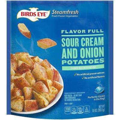 Birds Eye Flavor Full Sour Cream and Onion Potatoes