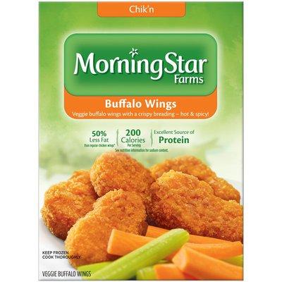 Morning Star Farms Buffalo Veggie Chik'n Wings