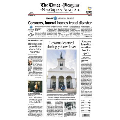 Times Picayune Daily