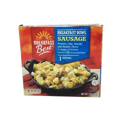 Breakfast Best Sausage Breakfast Bowl