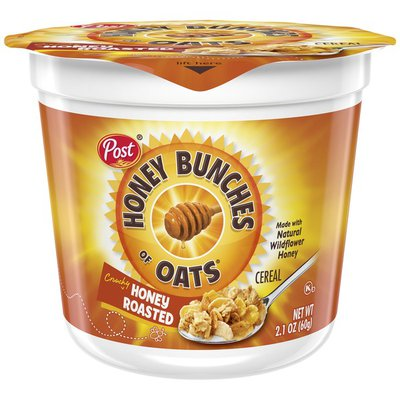Honey Bunches of Oats Crunchy Honey Roasted Granola