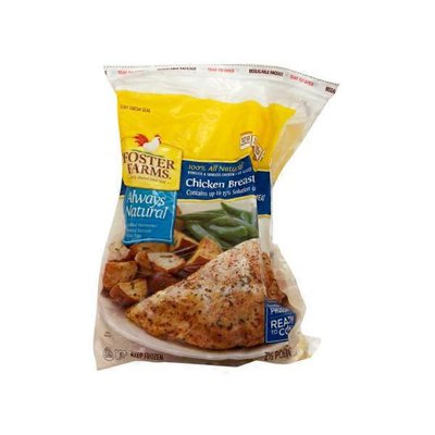 Foster Farms Chicken Breast Fillets With Rib Meat