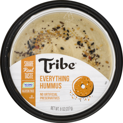 Tribe Everything Hummus