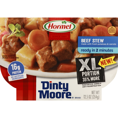 Hormel Compleats Dinty Moore Xl