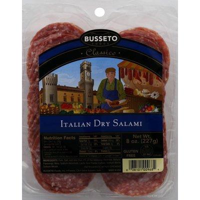 Busseto Foods Salami, Italian Dry