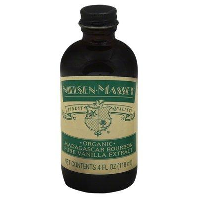 Nielsen-Massey Vanilla Extract, Pure, Organic Madagascar Bourbon