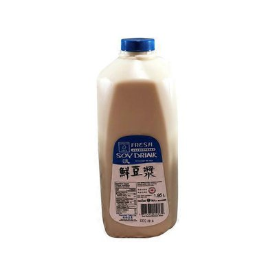 Superior Unsweetened Plain Soy Drink