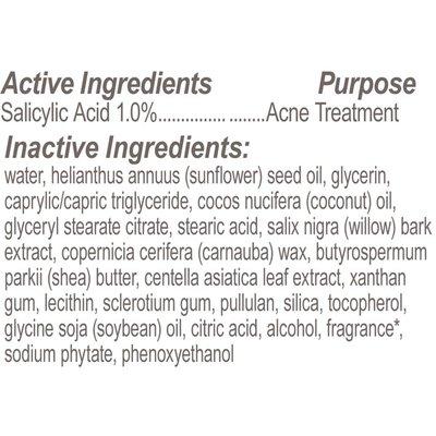 Burt's Bees Acne Face Care
