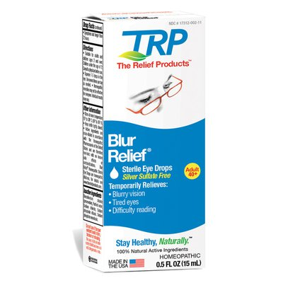 The Relief Products Blur Relief Eye Drops