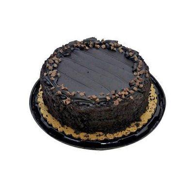 8'' Double Chocolate Cake