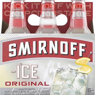 Smirnoff Ice Btl