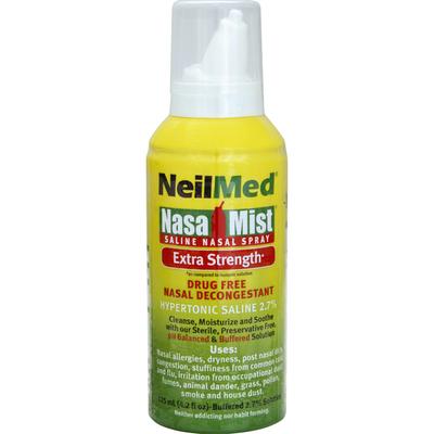 NeilMed Nasa Mist Hypertonic Extra Strength
