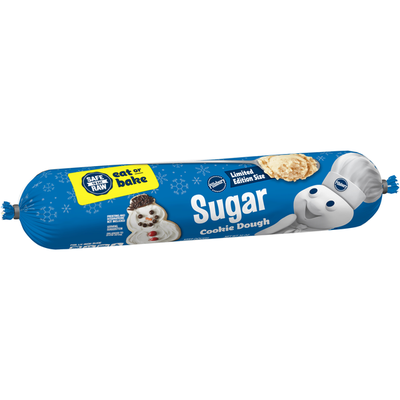 Pillsbury Sugar Cookie Dough