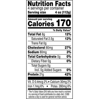 Jennie-O 93% Lean/7% Fat Fresh All-Natural Ground Turkey