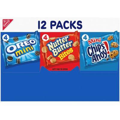 RITZ Cookie Variety Pack, Snack Packs